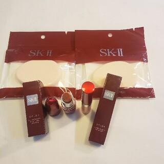 エスケーツー(SK-II)のSK-II 口紅 グロス スポンジ(口紅)