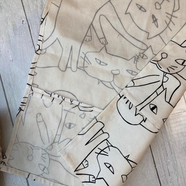 キッチンクロス  クロス  リネン ハンドメイドの生活雑貨(キッチン小物)の商品写真