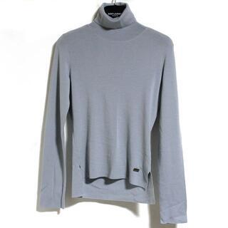 FOXEY - 美品 フォクシー 34841 ウール タートルネック セーター ニット 40