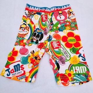 JAM - 新品 JAM パンツ ステテコ ハーフパンツ ルームウェア 100cm
