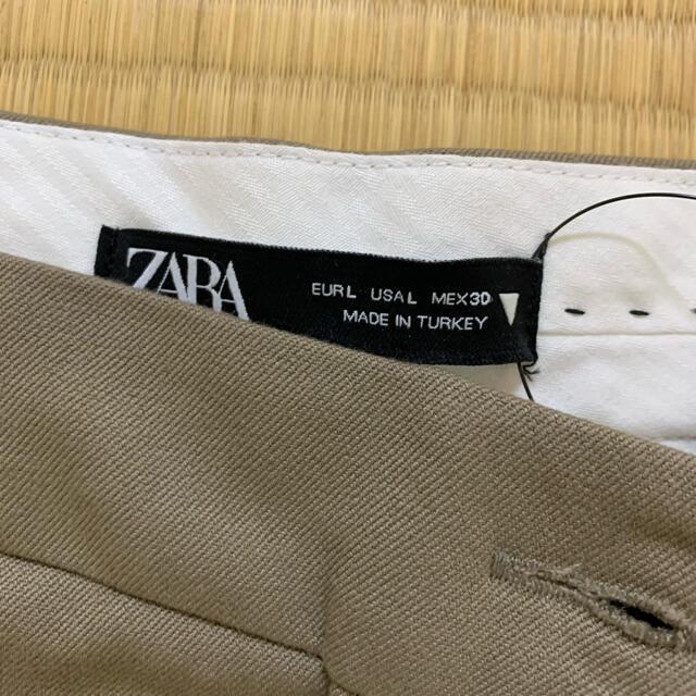 ZARA(ザラ)のZARAフルレングスパンツ L(11~13) レディースのパンツ(その他)の商品写真
