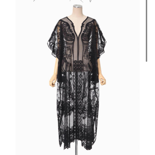 mame - 新品未使用 21SS mame Curtain Lace Dress