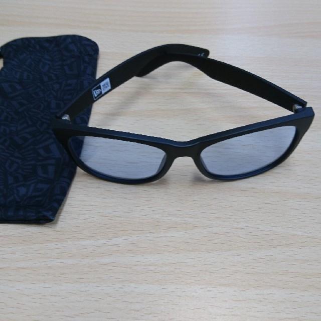 NEW ERA(ニューエラー)のNEWERA サングラス メンズのファッション小物(サングラス/メガネ)の商品写真