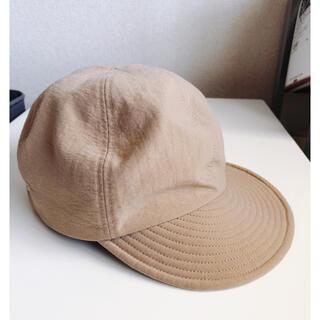 エーグル(AIGLE)のAIGLE 撥水加工 EAGLEキャップ エーグル 帽子(キャップ)