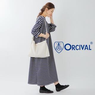 オーシバル(ORCIVAL)の【ORCIVAL】 即完売 コットンロングワンピース(ロングワンピース/マキシワンピース)