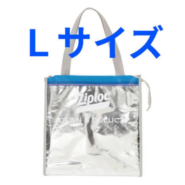 DEAN & DELUCA(ディーンアンドデルーカ)のZiploc DEAN & DELUCA BEAMS クーラーバック L② レディースのバッグ(エコバッグ)の商品写真