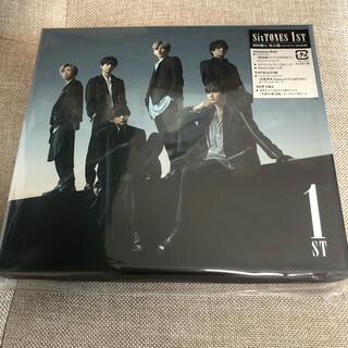 Johnny's - 新品未開封 SixTONES 1ST 原石盤