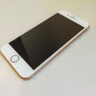 iPhone - iphone8 ピンクゴールド64GB