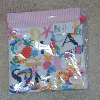 FEILER - 新品 フェイラー チェスティコラボ 巾着ポーチ ピンク