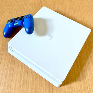 PlayStation4 - PS4 500GB  CUH2100A  本体 コントローラー コード3点セット