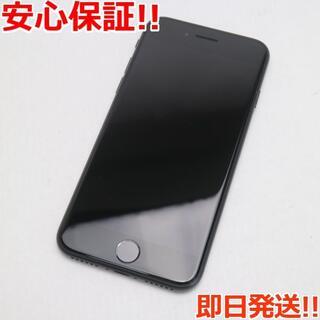アイフォーン(iPhone)の超美品 SIMフリー iPhone SE 第2世代 256GB ブラック (スマートフォン本体)