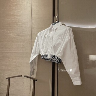 miumiu - ミュウミュウ シャツ ブラウス 長袖
