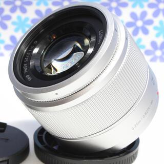 パナソニック(Panasonic)のボケ味を演出★Panasonic LUMIX 25mm F1.7★単焦点レンズ★(レンズ(単焦点))