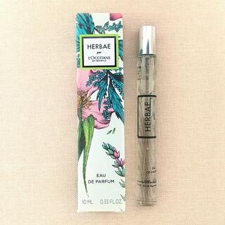 L'OCCITANE - 新品 ロクシタン  HB エルバヴェール オードパルファム 10ml 香水