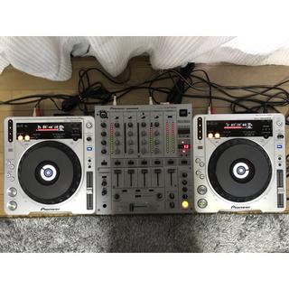 良品 Pioneer CDJ-800MK2 DJM-600(CDJ)