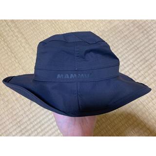 Mammut - 帽子 MAMMUT ネイビー