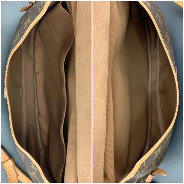 LOUIS VUITTON(ルイヴィトン)のルイ ヴィトン モノグラム ソミュール30 ショルダーバッグ レディースのバッグ(ショルダーバッグ)の商品写真