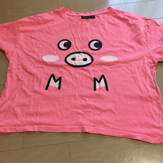 ベルシュカ(Bershka)のBershka BSKGIRL Tシャツ(Tシャツ/カットソー)
