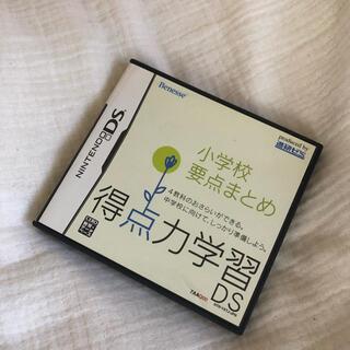 ニンテンドーDS(ニンテンドーDS)の任天堂DS 得点力学習DS 小学校要点まとめ(家庭用ゲームソフト)