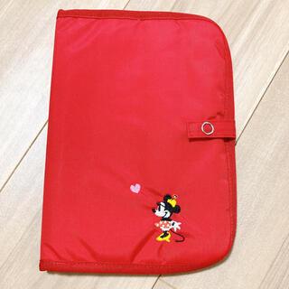 ディズニー(Disney)のディズニー ミニー マルチケース 母子手帳ケース(母子手帳ケース)