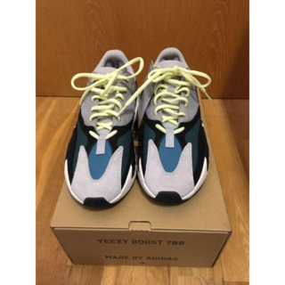 27cm adidas YEEZY BOOST 700 WAVE RUNNER(スニーカー)