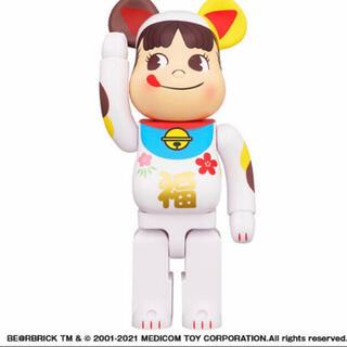 MEDICOM TOY - 即日発送可能 BE@RBRICK 招き猫 ペコちゃん 福 1000%