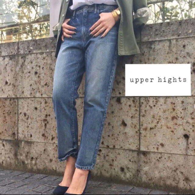 upper hights THE EIGHTY'S レディースのパンツ(デニム/ジーンズ)の商品写真