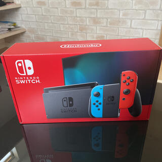 Nintendo Switch - [新品]Nintendo Switch  任天堂スイッチ 本体