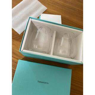 ティファニー(Tiffany & Co.)のわっしょい69様専用【Tiffany】タンブラーセット 新品未使用(タンブラー)