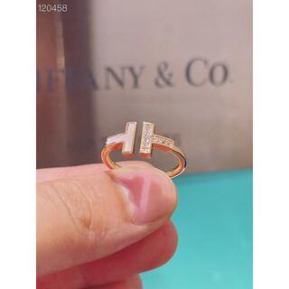 Tiffany & Co. - Tiffany & Co. ティファニー Tワイヤー リング