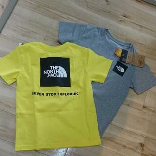 THE NORTH FACE - 【新品タグ付き】 ノースフェイス☆Tシャツセット  130センチ