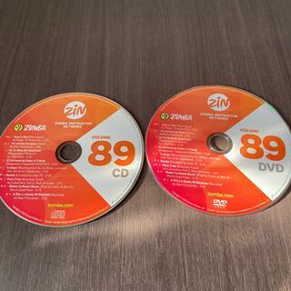 ズンバ(Zumba)のZumba CD DVD No89(スポーツ/フィットネス)