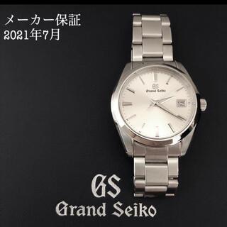 Grand Seiko - グランドセイコー クォーツ SBGV221 40mm 9F82-0AF0