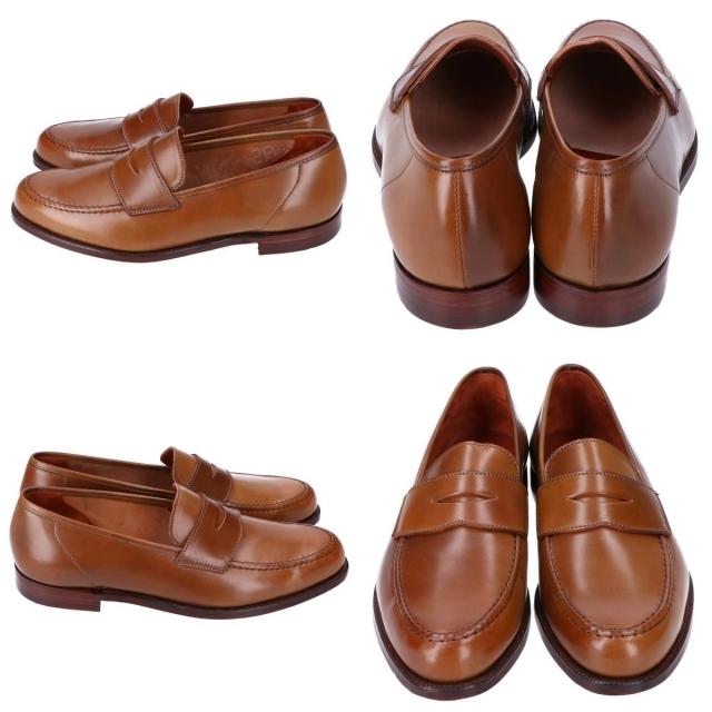 Crockett&Jones(クロケットアンドジョーンズ)のクロケット&ジョーンズ シューズ 8 1/2E メンズの靴/シューズ(ドレス/ビジネス)の商品写真