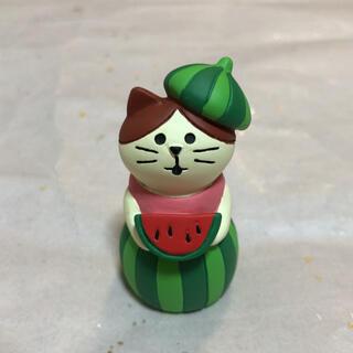 デコレ コンコンブル スイカの妖精猫