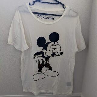 ジョイリッチ(JOYRICH)のミッキーTシャツ JOYRICH メンズsサイズ(Tシャツ/カットソー(半袖/袖なし))