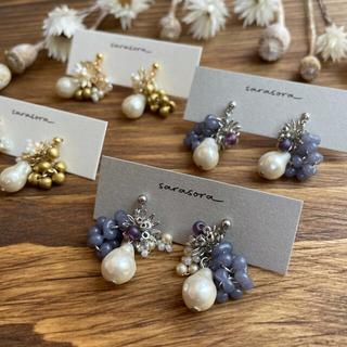 758 earrings(ピアス)
