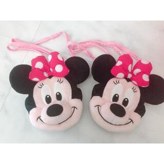 Disney - ミニーちゃん パスケース