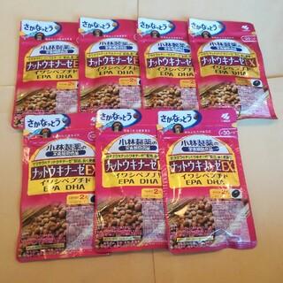 コバヤシセイヤク(小林製薬)の小林製薬 ナットウキナーゼEX 30日分×7袋(その他)
