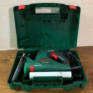 ボッシュ(BOSCH)の送料込 BOSCH ボッシュ PFZ500E 電動のこぎり 工具 ノコギリ(工具/メンテナンス)