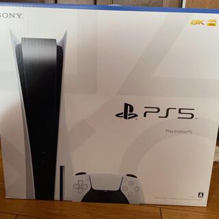 SONY - PS5 PlayStation5 本体 CFI-10000A01