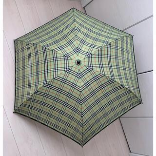 BURBERRY - バーバリー Burberry 折り畳み傘