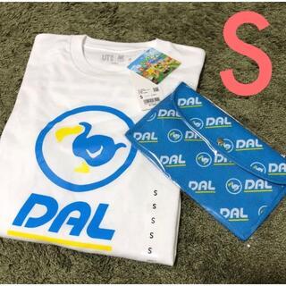 UNIQLO - DAL Tシャツ+マルチケース