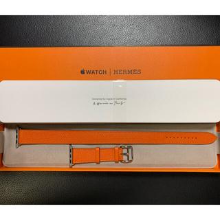 Hermes - HERMES Apple Watch レザーバンド 40mm 新品未使用