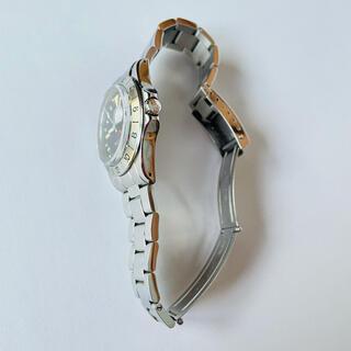 スイスETA搭載 1655 アンティークカスタム ケース&ベゼル&各針&ブレス付