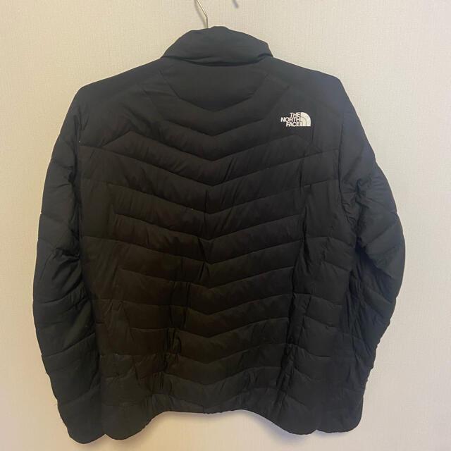 THE NORTH FACE(ザノースフェイス)のサンダージャケット ノースフェイス NY81402  黒 ブラック 早い者勝ち メンズのジャケット/アウター(ダウンジャケット)の商品写真