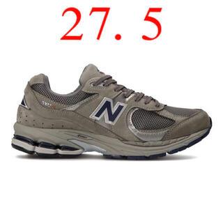 New Balance - 27.5 new balance ml2002ra gray