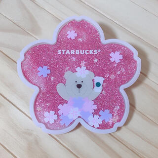 Starbucks Coffee - スターバックス コースター ベアリスタ×さくら