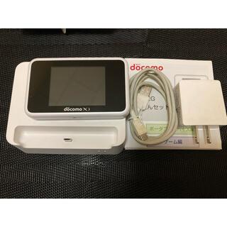 エヌティティドコモ(NTTdocomo)の値下げ可能 NTTdocomo (ジャンク)WiFi HW-02G(PC周辺機器)
