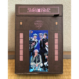 防弾少年団(BTS) - BTS  MAGIC SHOP  DVD 大阪・千葉公演